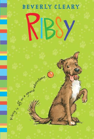 Ribsy - cover