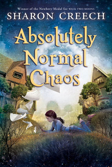 Absolutely Normal Chaos - cover