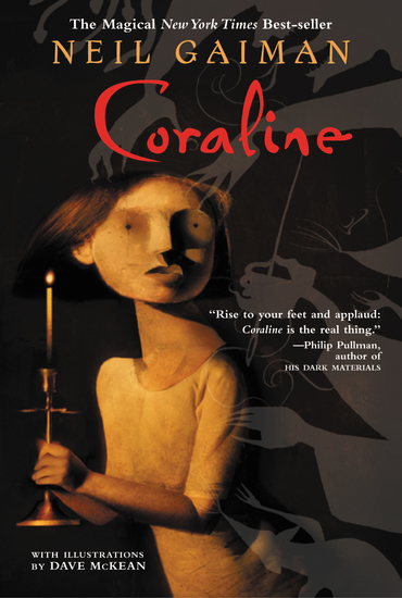 Coraline - cover