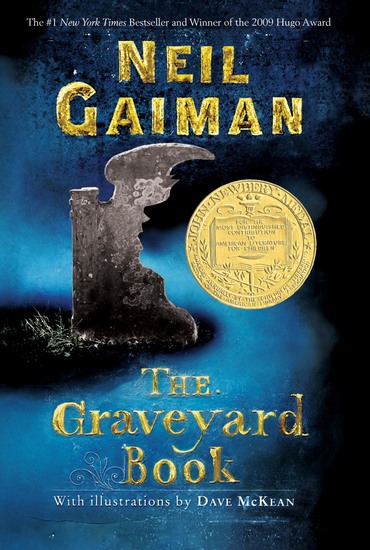 The Graveyard Book - cover