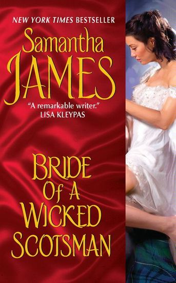 Bride of a Wicked Scotsman - cover