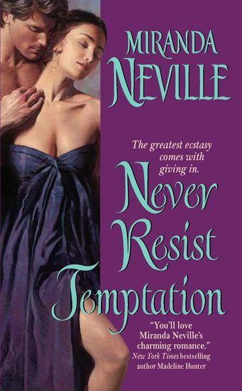 Never Resist Temptation - cover