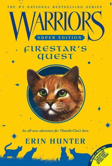 Warriors Super Edition: Firestar's Quest - cover