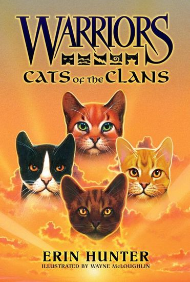 Warriors: Cats of the Clans - cover