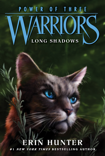 Warriors: Power of Three #5: Long Shadows - cover