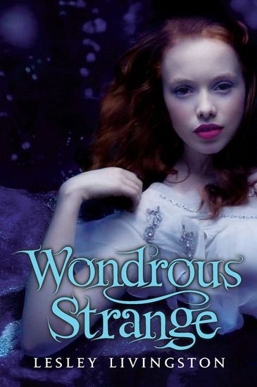 Wondrous Strange - cover