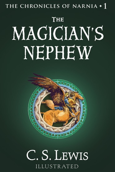 The Magician's Nephew - cover