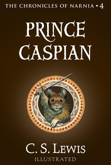 Prince Caspian - The Return to Narnia - cover