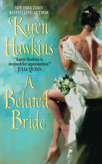 A Belated Bride - cover