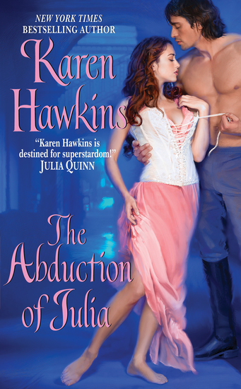 The Abduction Of Julia - cover