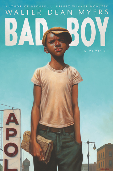 Bad Boy - A Memoir - cover