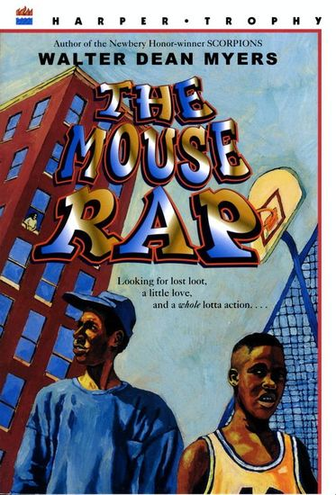 The Mouse Rap - cover