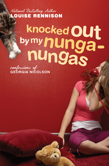 Knocked Out by My Nunga-Nungas - Further Further Confessions of Georgia Nicolson - cover
