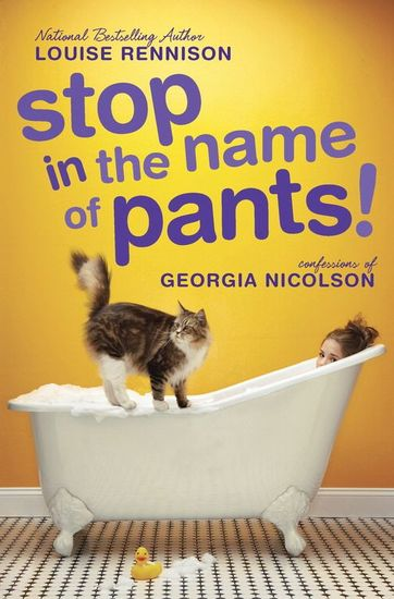Stop in the Name of Pants! - cover