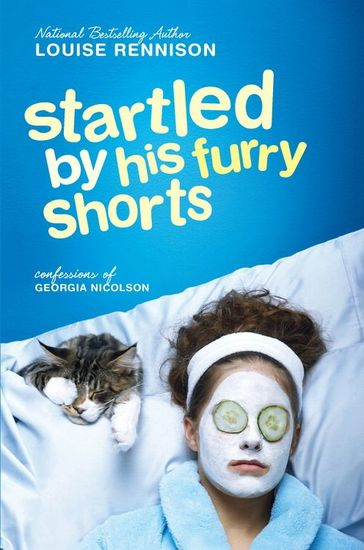 Startled by His Furry Shorts - cover