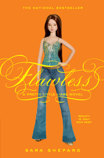 Pretty Little Liars #2: Flawless - cover
