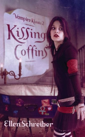 Vampire Kisses 2: Kissing Coffins - cover