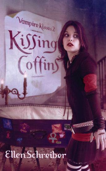Vampire Kisses 2: Kissing Coffins - cover