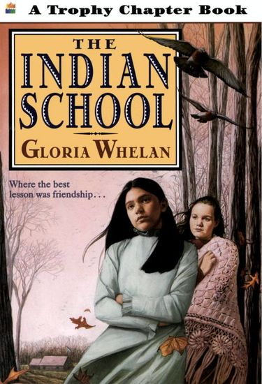 The Indian School - cover