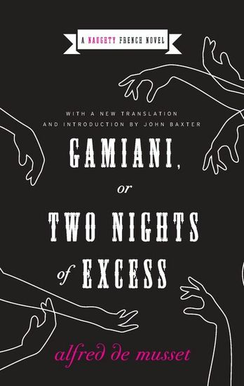 Gamiani or Two Nights of Excess - cover