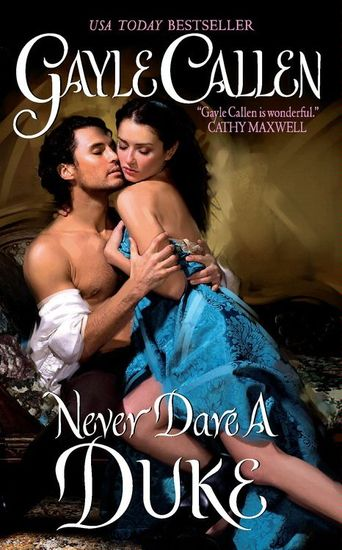 Never Dare a Duke - cover
