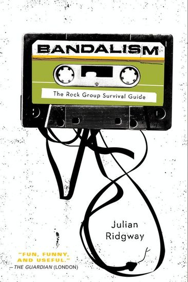 Bandalism - The Rock Group Survival Guide - cover