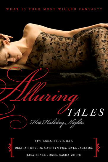 Alluring Tales: Hot Holiday Nights - cover
