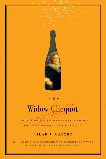 The Widow Clicquot - cover