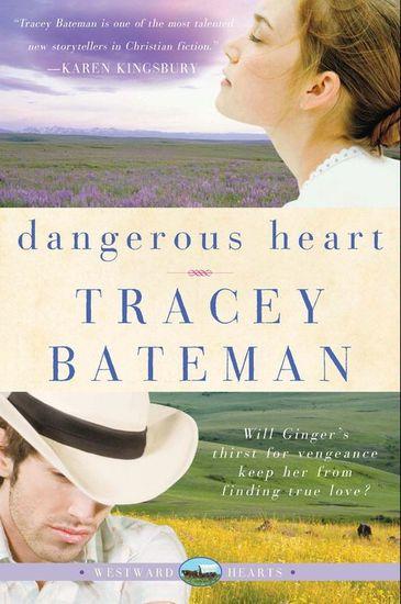 Dangerous Heart (Westward Hearts) - cover