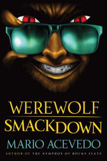 Werewolf Smackdown - A Novel - cover