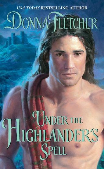 Under the Highlander's Spell - cover