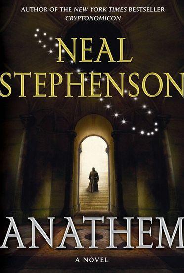 Anathem - cover