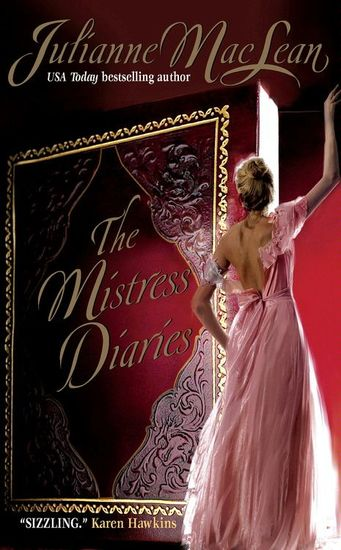 The Mistress Diaries - Pembroke Palace Series Book Two - cover