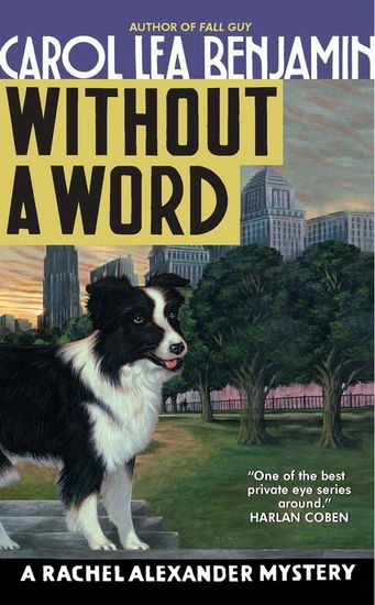 Without a Word - A Rachel Alexander Mystery - cover
