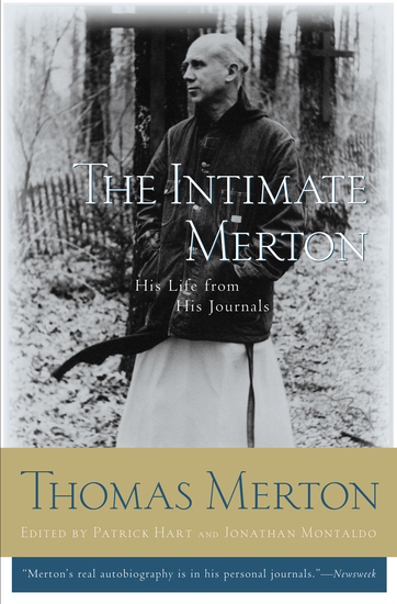 The Intimate Merton - cover