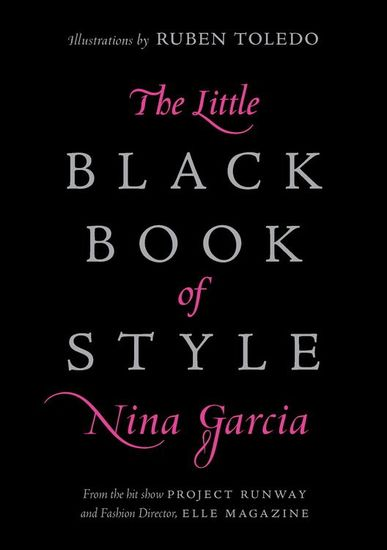 The Little Black Book of Style - cover