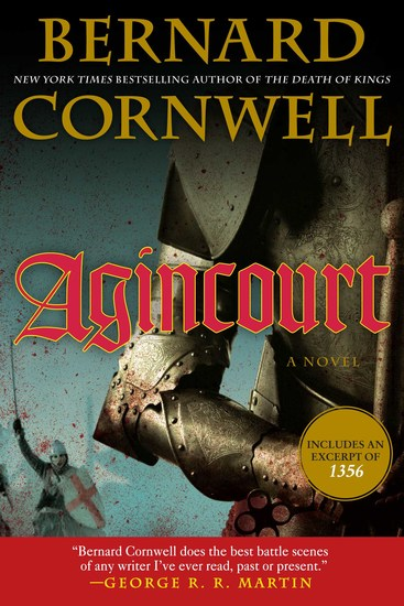 Agincourt - A Novel - cover