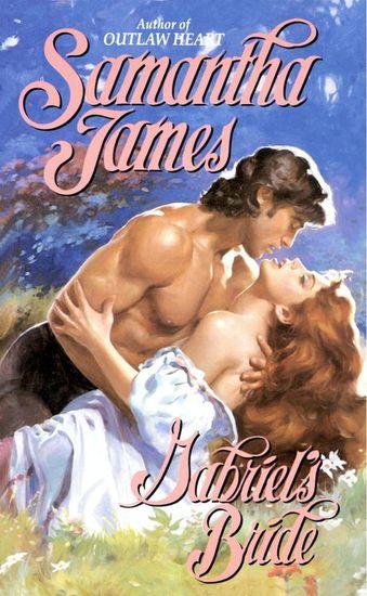 Gabriel's Bride - cover