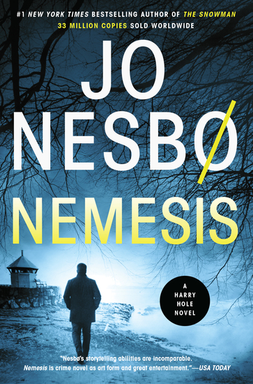Nemesis - A Harry Hole Novel - cover