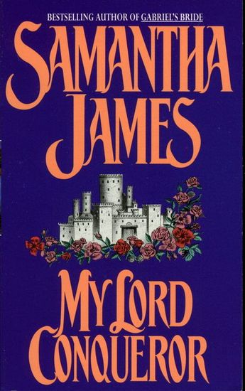 My Lord Conqueror - cover
