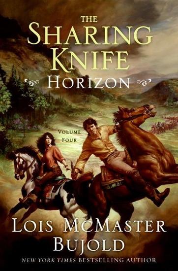 The Sharing Knife Volume Four - Horizon - cover