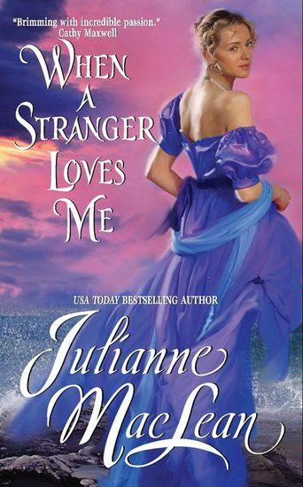 When a Stranger Loves Me - Pembroke Palace Series Book Three - cover