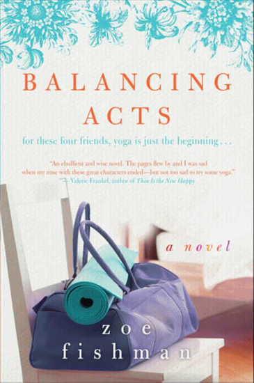 Balancing Acts - A Novel - cover