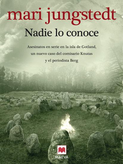 Nadie lo conoce - (Gotland 3) - cover