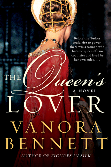 The Queen's Lover - A Novel - cover