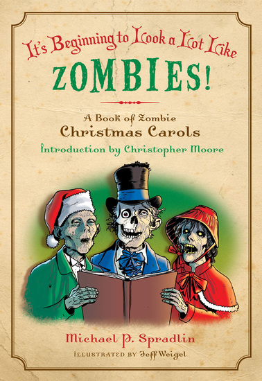 It's Beginning to Look a Lot Like Zombies - cover