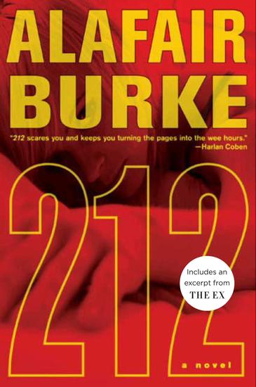 212 - A Novel - cover