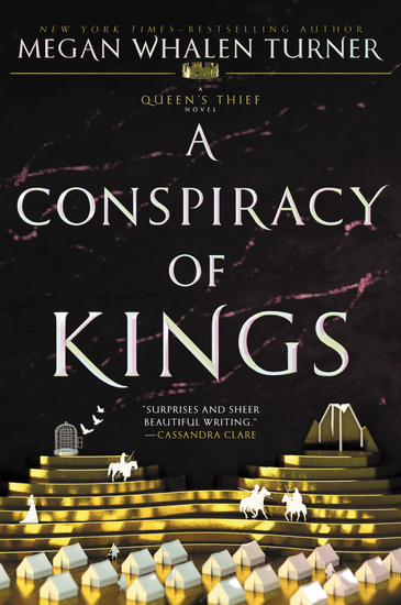 A Conspiracy of Kings - cover