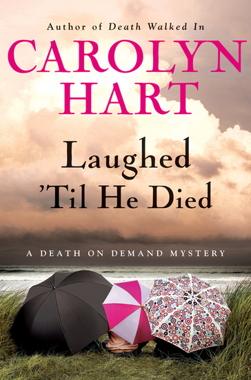 Laughed 'Til He Died - A Death on Demand Mystery - cover