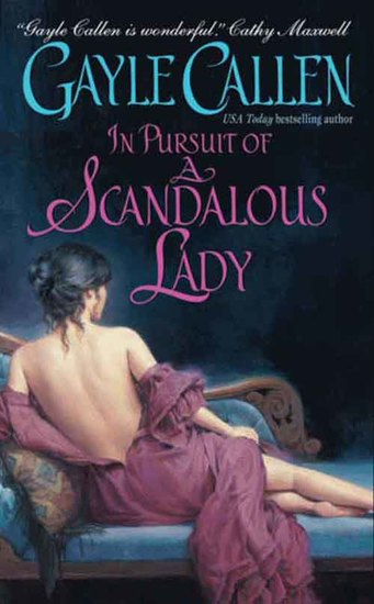 In Pursuit of a Scandalous Lady - cover